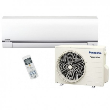 panasonic klimaanlage 2 5kw cs ue9rke inverter w rmepumpe. Black Bedroom Furniture Sets. Home Design Ideas