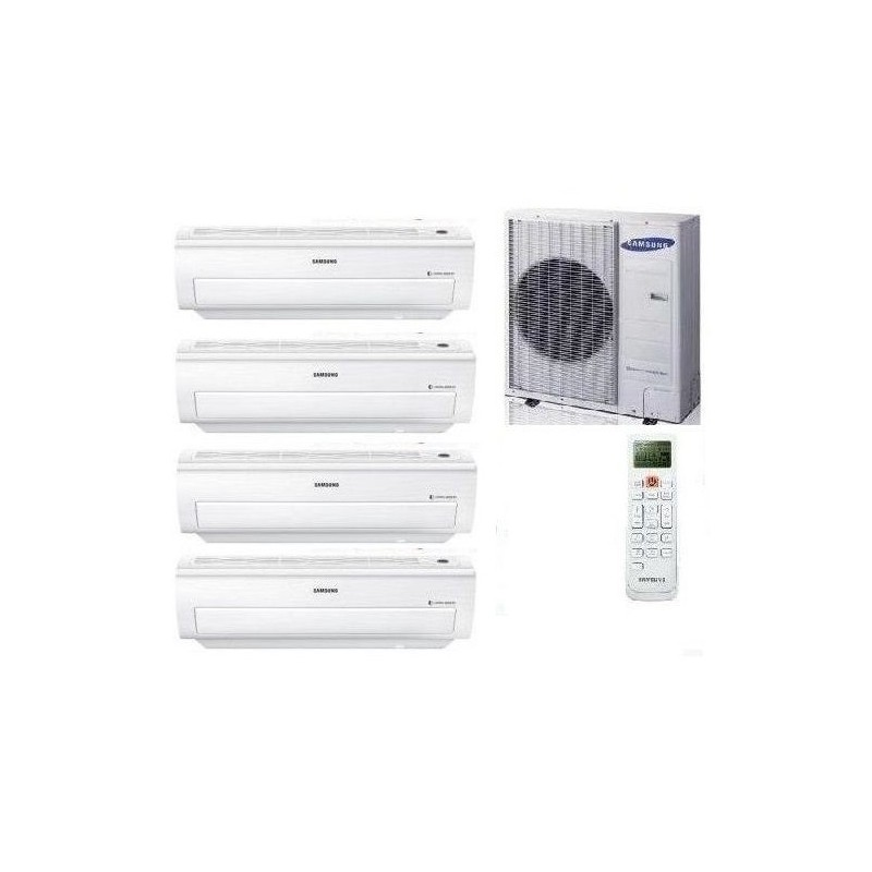 samsung klimaanlage multisplit 4 r um classic inverter 3x 2 5 1x 3 5 klima raflik slawomir raflik. Black Bedroom Furniture Sets. Home Design Ideas