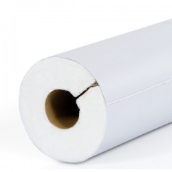 Steinonorm PUR-isolierung 1m lang, Dämmstärke 40mm f. Rohr Ø 23mm