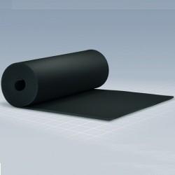 Kautschuk-Isolierung Platte 1m breit, Dämmstärke 40mm, Karton 6 m²